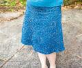 DIY Swing Skirt