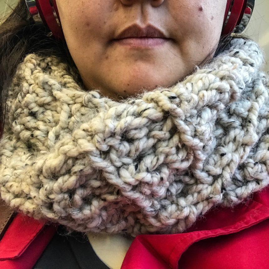 Crochet again!